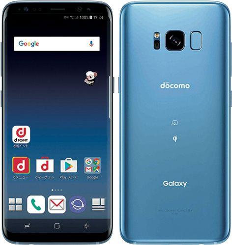 Galaxy S8 SC-02J docomo