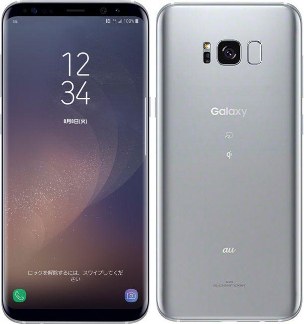 Galaxy S8+ SCV35 au