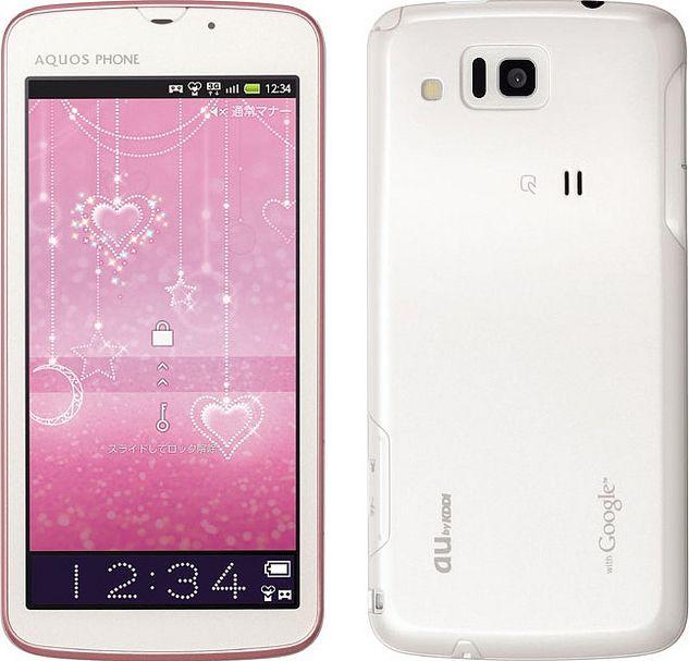 AQUOS PHONE IS13SH au