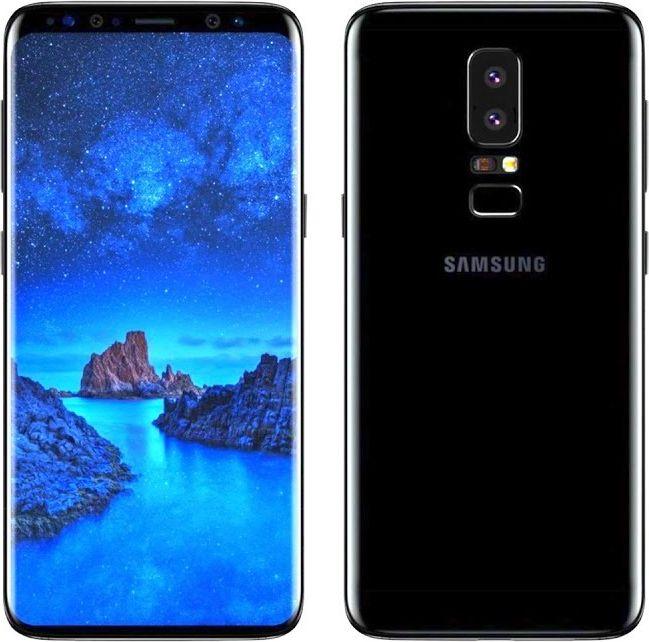 Galaxy S9 Plus SM-G965