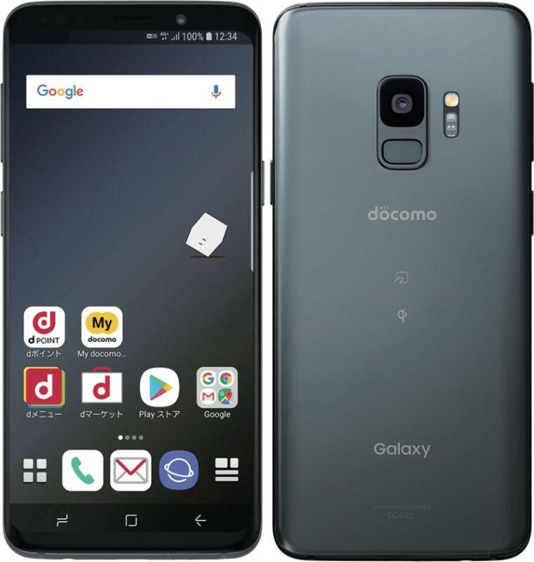 Galaxy S9 SC-02K docomo
